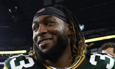 Aaron Jones Green Bay Packers