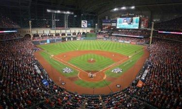 Astros Minute Maid Park Houston