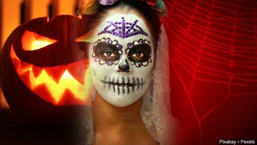 Dia de los Muertos-halloween