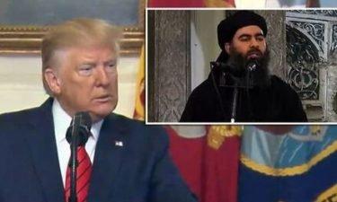 Trump-ISIS leader
