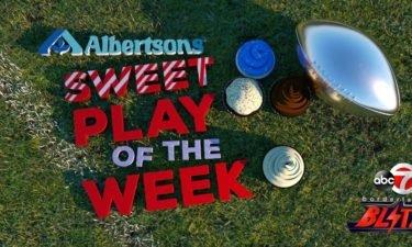 sweet play of the week