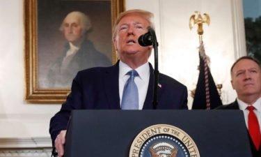 President Trump on Syria