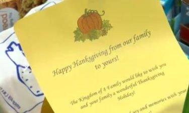 'Hanksgiving'