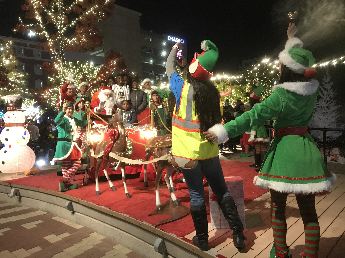 El Paso Christmas Parade 2020 Scherr Legate Celebration of Lights & Parade kicks off 2019 El