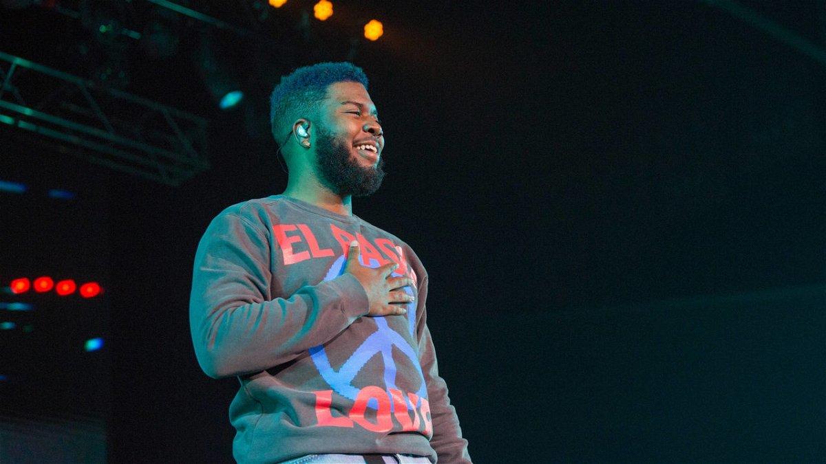 Khalid El Paso benefit concert