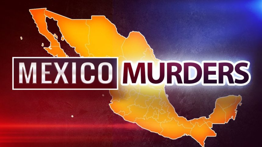 Mexico Murders