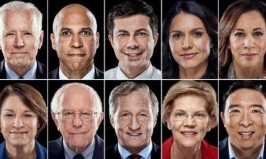 Atlanta debate participants