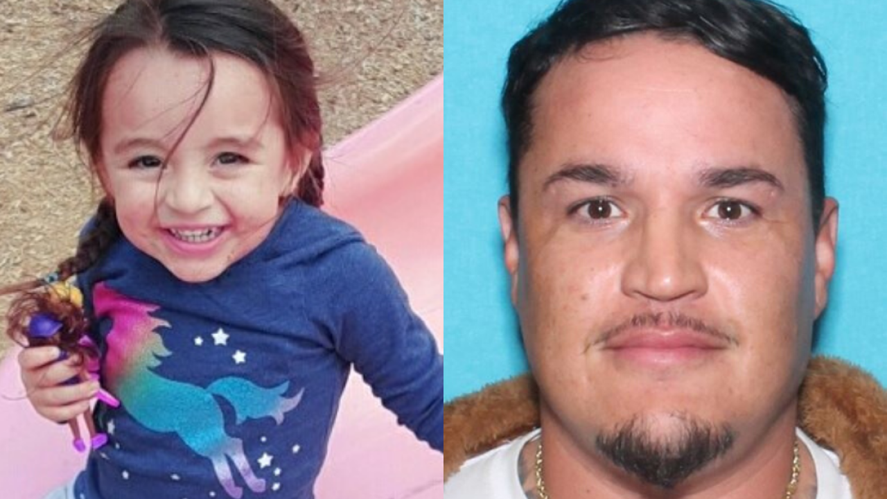 Amber Alert Issued For 2 Year Old Girl Allegedly Taken From Her Texas Home By Estranged Dad Kvia