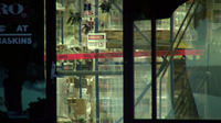 Scene of the deadly forklift accident at the Toro warehouse on the eastside of El Paso.