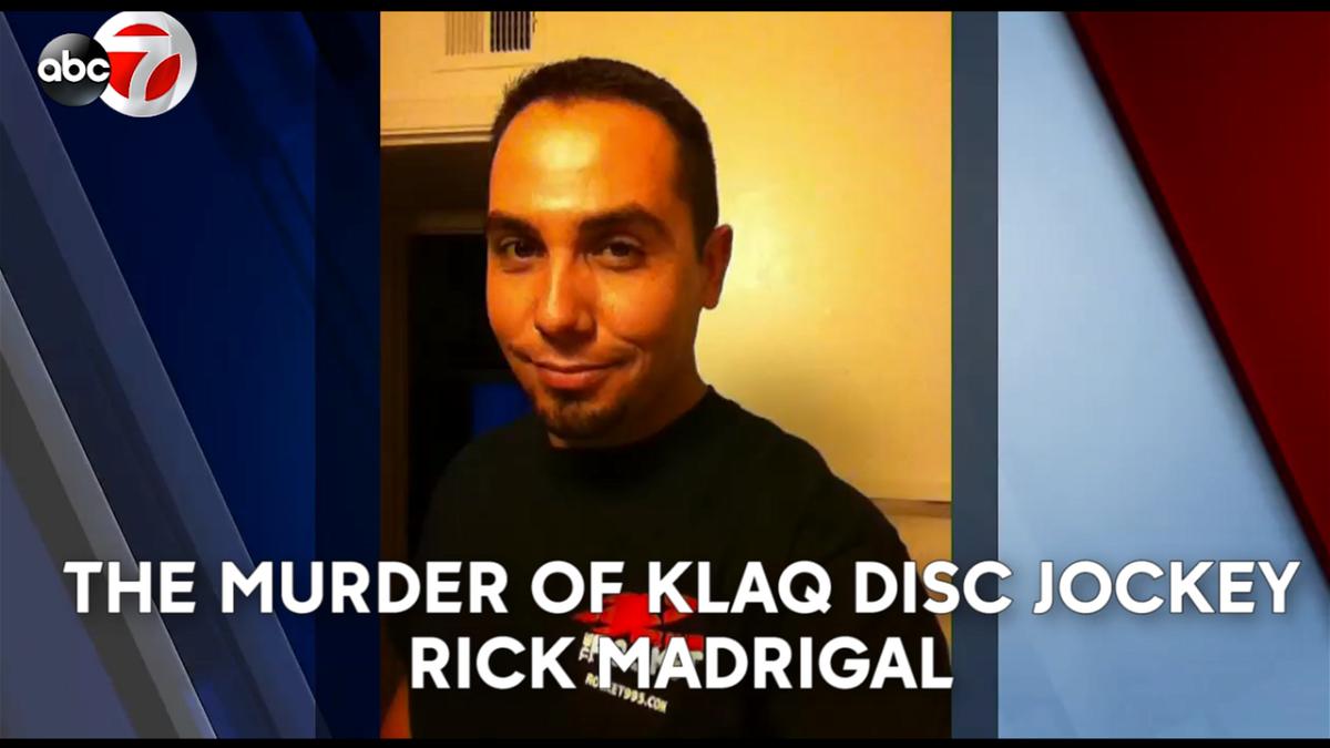 rick madrigal klaq murder