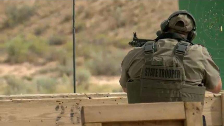 Texas DPS cross-divisional training