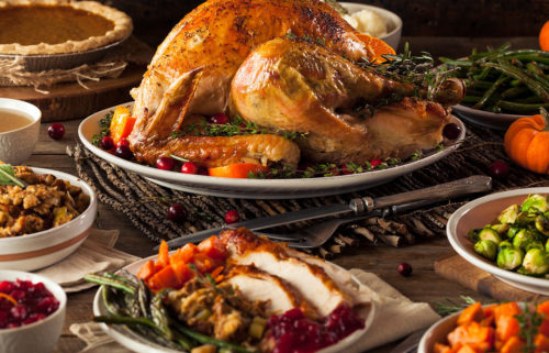 thanksgiving-meal-turkey-stuffing