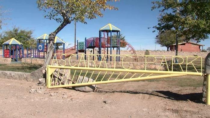 Ascarate Park Playground