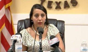 Elia Garcia Socorro Mayor