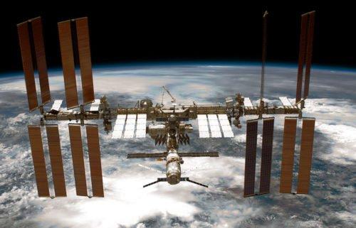 ISS International Space Station NASA photo