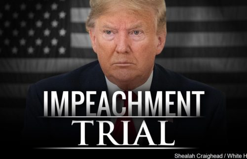 Trump impeachment trial