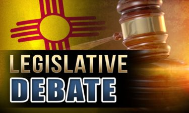 New Mexico legislative debate