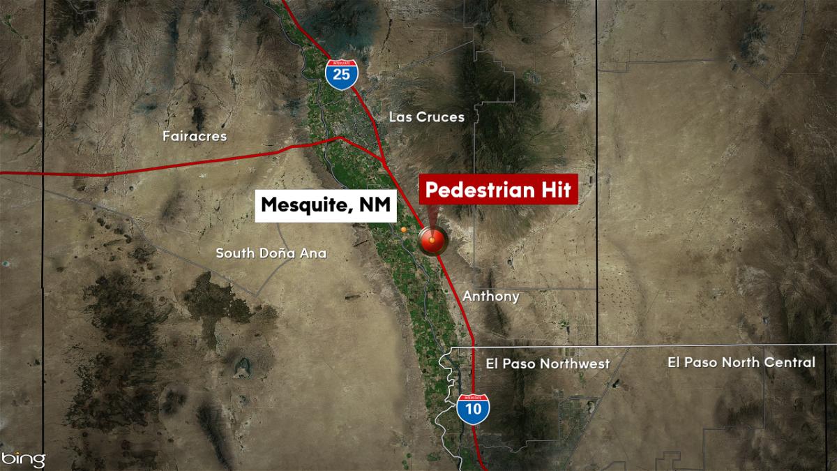 El Paso Teen Killed Trying To Cross I 10 In New Mexico Kvia