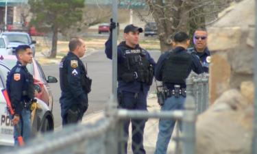 Northeast El Paso SWAT situation
