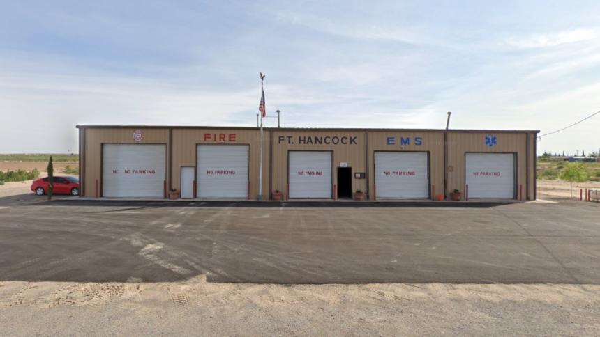Fort Hancock Fire Department