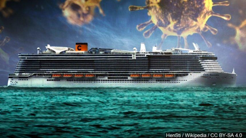 cruise ship coronavirus fears