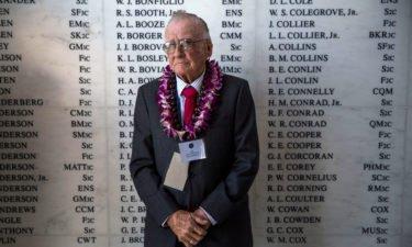 Pearl Harbor death