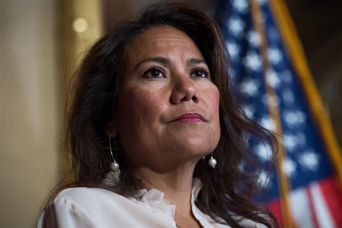 Congresswoman Veronica Escobar, D- El Paso.