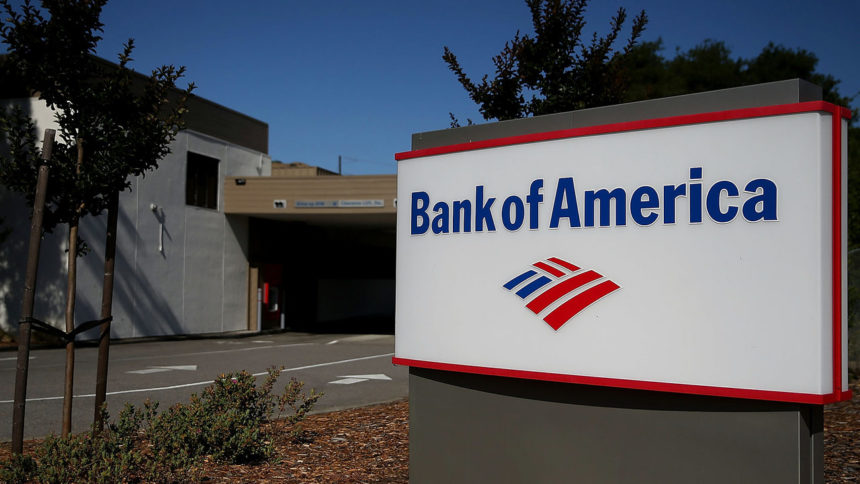 bank of america late mortgage payment