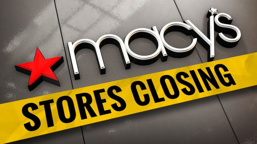 macy's stores closing