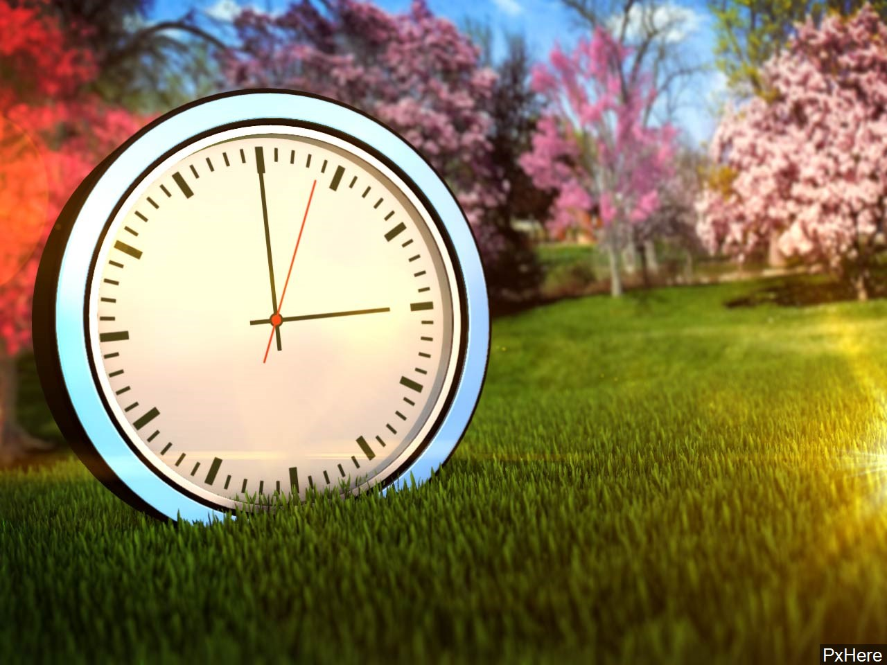 Daylight Saving Time takes effect this weekend.