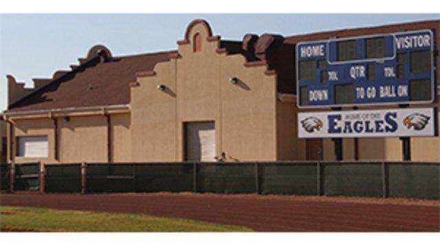 San Elizario High School.