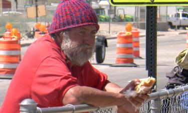 homeless man las cruces