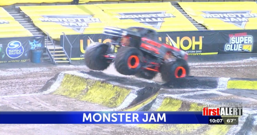 Fbi Investigating Unfounded Threat That Targeted Sunday S Monster Jam Event At Sun Bowl Kvia