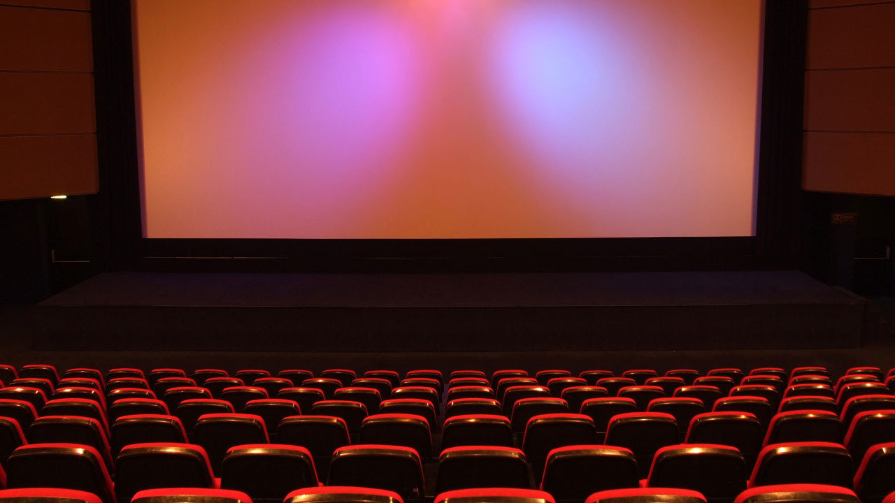 movie theater theaters empty screen movies seats down shut kvia seating borderland nation across