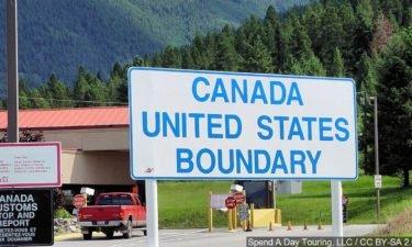 U.S./Canada border