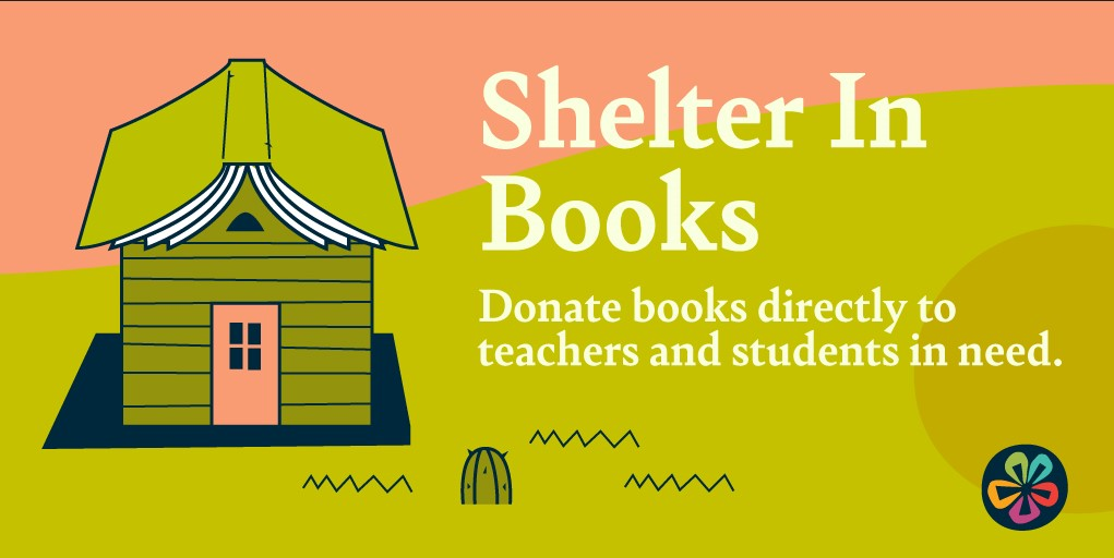 El Paso book publisher Cinco Puntos Press has started a program connecting teachers who want to purchase books for their students while social distancing with donors who want to support the book publisher.
