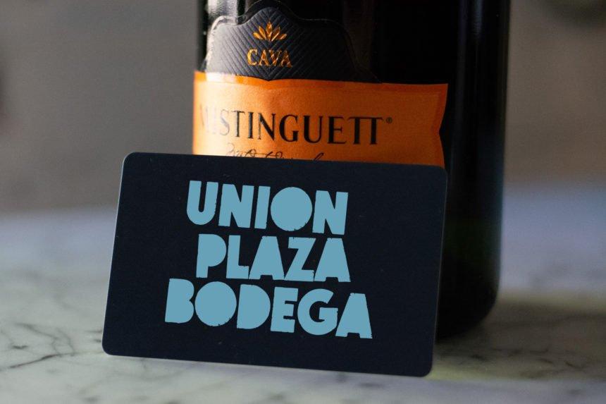union plaza bodega