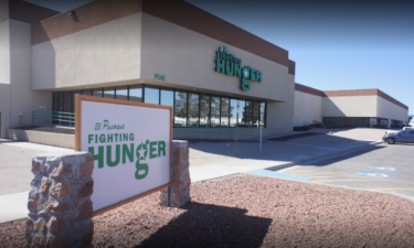 el paso food bank