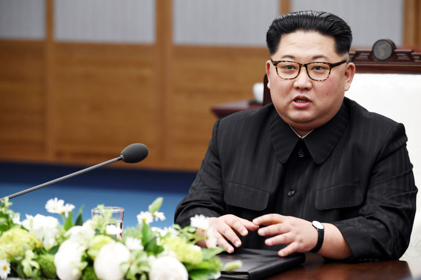 North Koraen Leader Kim Jong Un