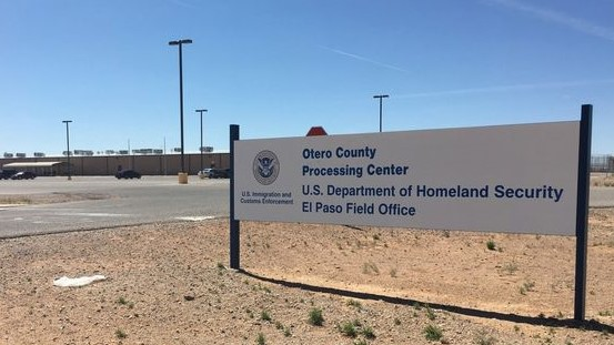 ICE Otero County Processing Center