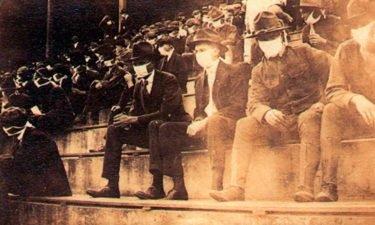 1918-flu-mask-sports