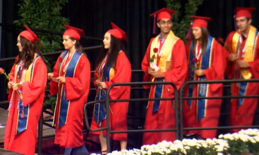 2019 las cruces high graduation
