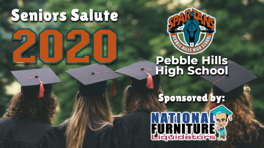 Senior Salute 2020 - Pebble Hills High School