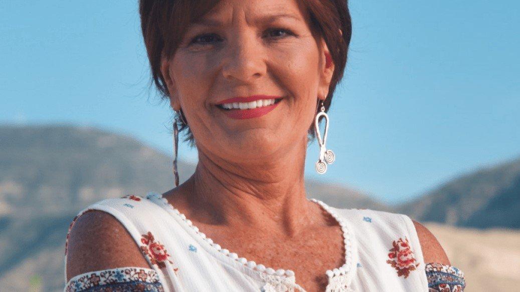 Yvette Herrell, southern New Mexico's congressional representative.