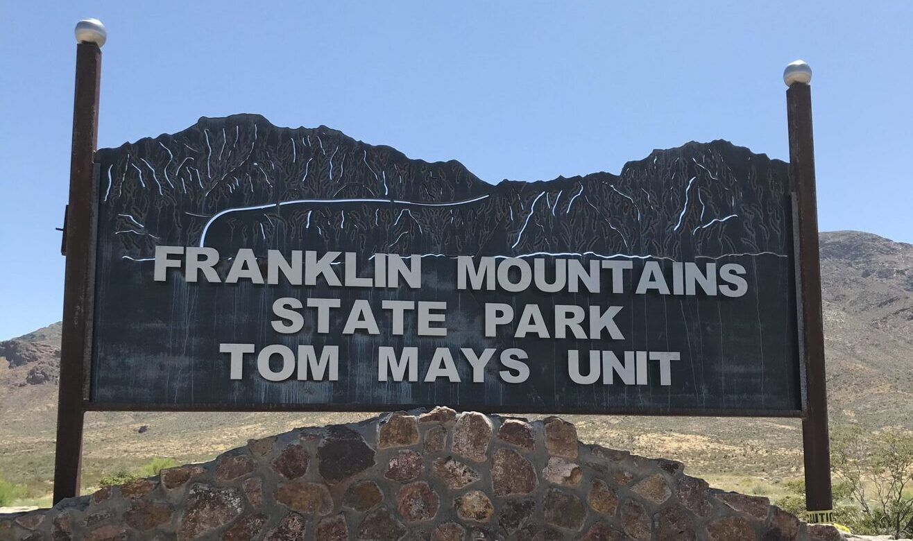 Tom Mays Unit - Franklin Mountains State Park