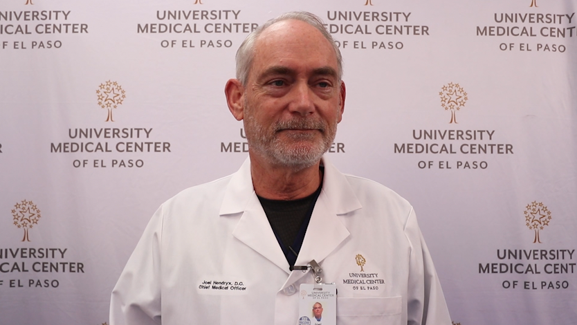 Dr. Joel Hendryx