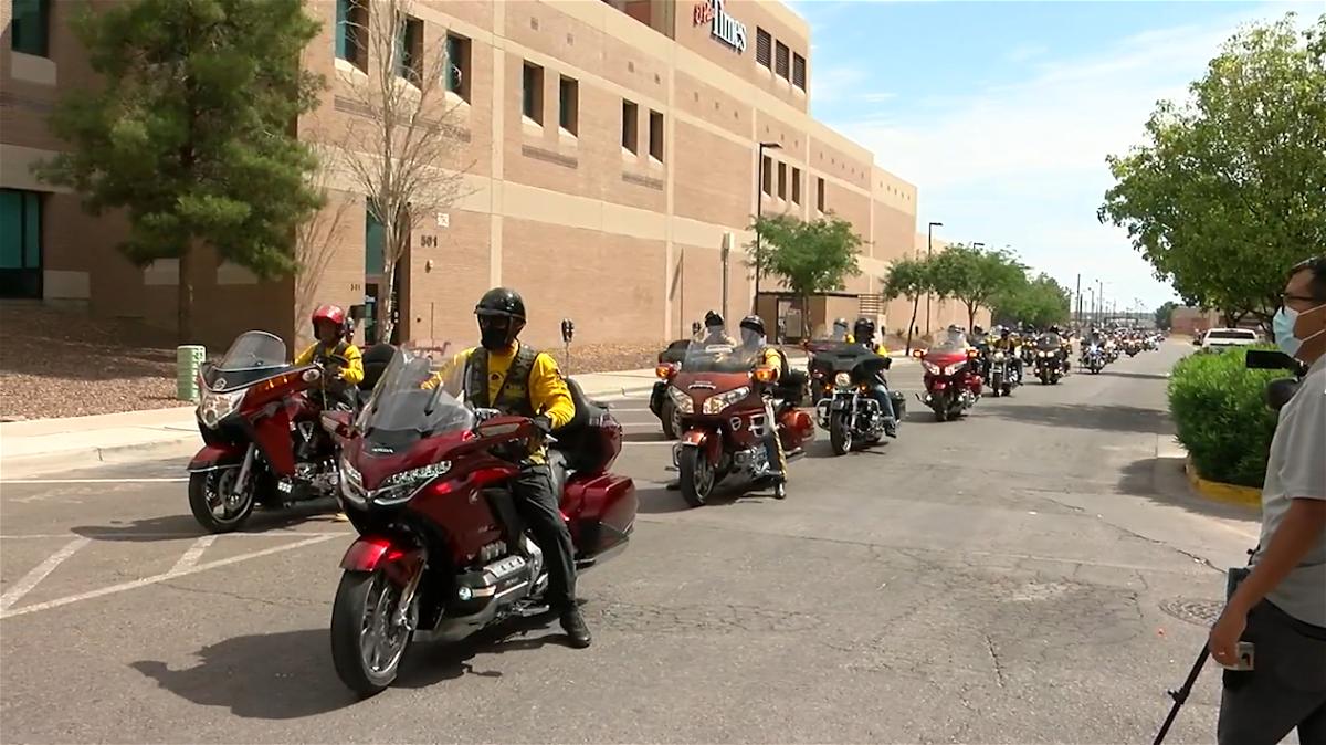 El Paso Buffalo Soldiers Motorcycle Club