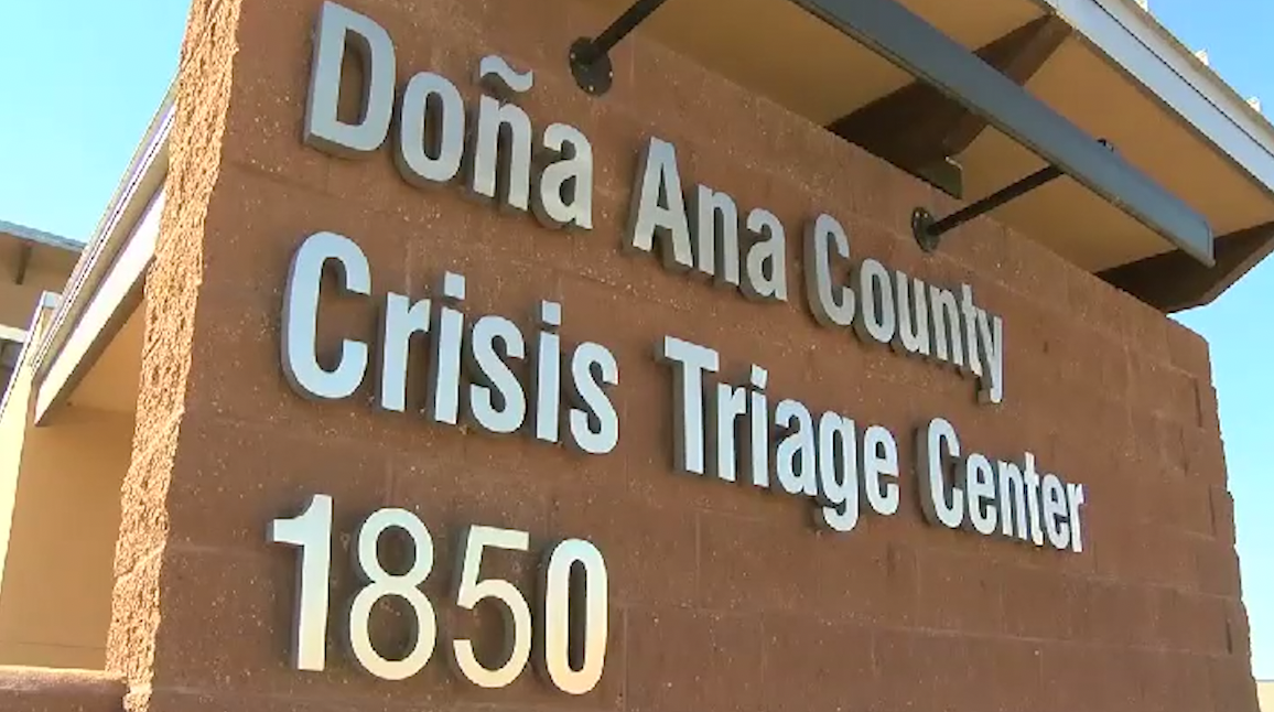 Doña Ana County Crisis Triage Center