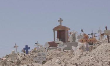 Tijuana-Cemetery