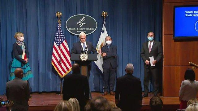 white house virus task force
